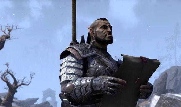PS4 News Destinys Linked Quest Rewards Mass Effect 4 Andromeda Update Elder Scrolls Up