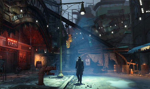 Fallout 4 Bethesda Launch New Ideas For Boston As