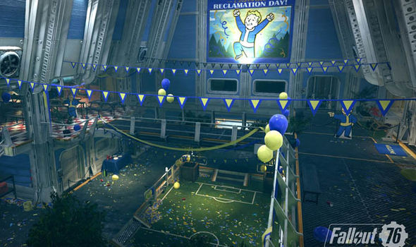 Fallout 76 Release Date What Is Bethesda S New Game
