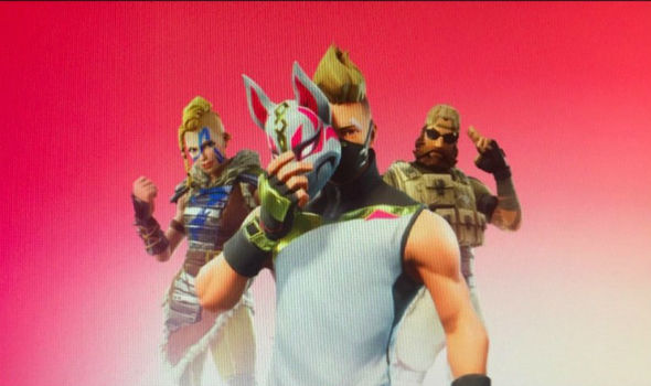 The leaked Season 5 Fortnite skins