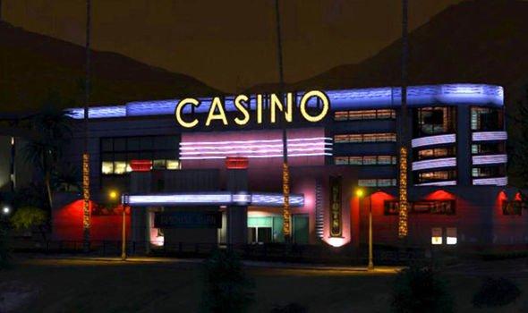 Gta 5 Online Casino Update Grand Theft Auto Dlc Pictures
