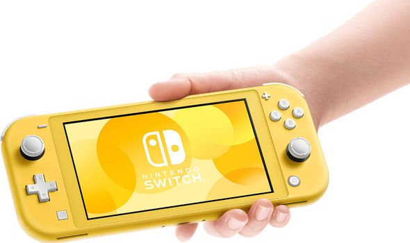 Nintendo Switch Lite Confirmed Brand New Handheld