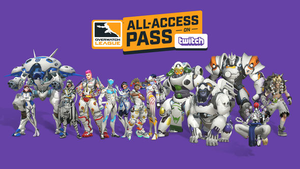 Overwatch League fans can grab these new skins
