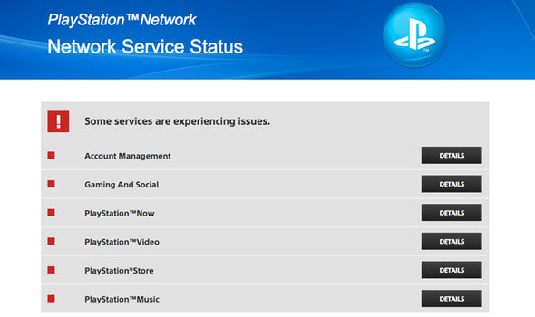 Sony is aware of the issues affecting its PlayStation Network services