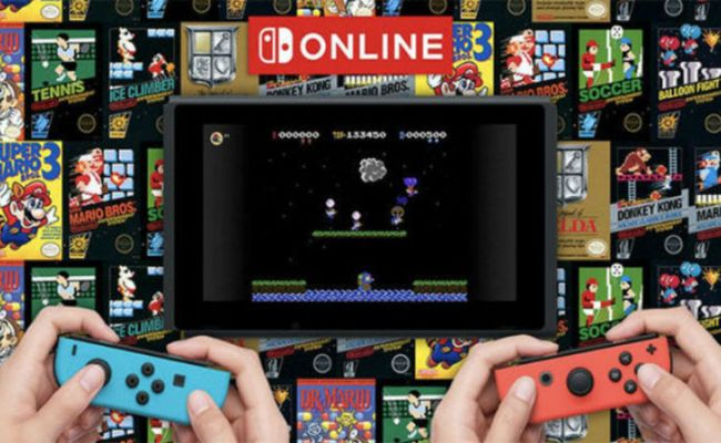Nintendo Switch Online Games List Expands Following Nes