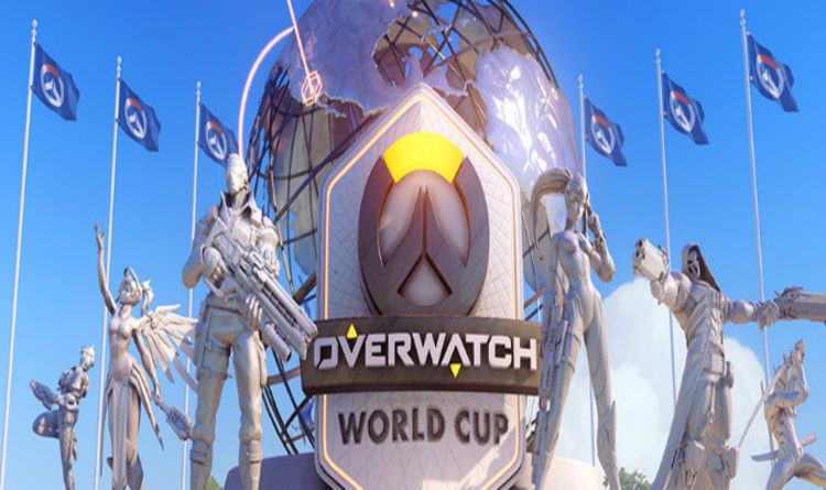 Overwatch World Cup 2018 Schedule Blizzcon Start Time