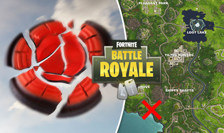 Fortnite Week 8 HIDDEN LOADING SCREENS Season 6 Secret Battle Pass Banner Map Locations