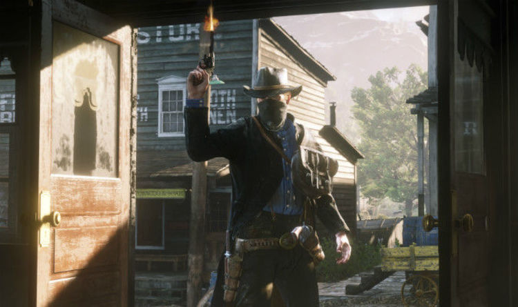 Red Dead Redemption 2 Ideas