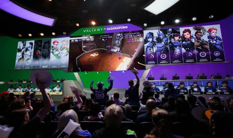 Overwatch League Season 2 Schedule Standings And Twitch