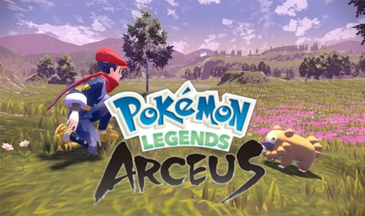 Could Nintendo Switch Pro offer new Pokemon Legends Arceus 4K experience?