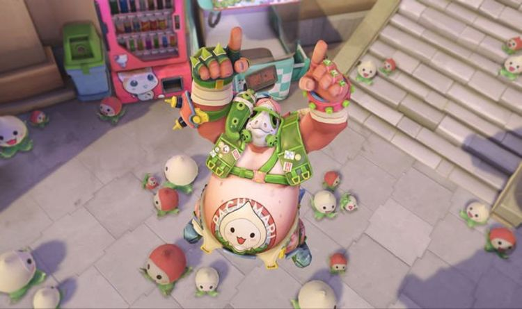 Overwatch PachiMarchi CHALLENGE: New Roadhog skin, Xbox Series X upgrade and PS5 news