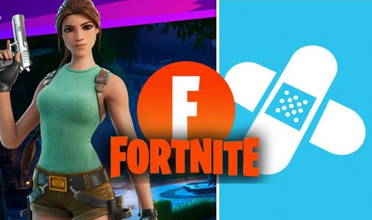 Fortnite update 3.10 patch notes: First Season 6 update OUT NOW on PS5, PS4, Xbox, Switch