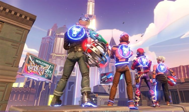 PS4 free game surprise: Hurry and try EA's big new multiplayer game for free