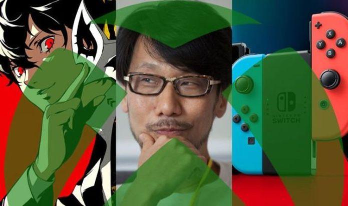 Xbox news: Persona 5 Game Pass, surprise Kojima Series X and Nintendo Switch deals