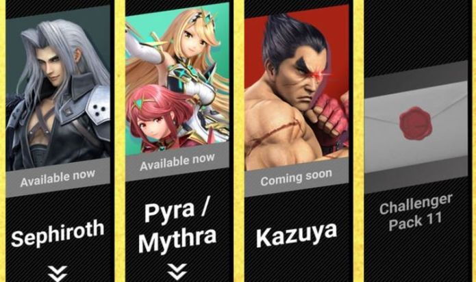Smash Bros Ultimate: One rumoured character ruled out for final DLC