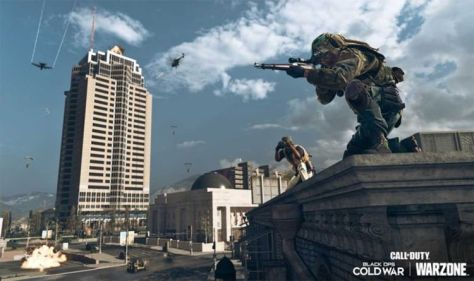 Warzone Season 4: New Call of Duty download and Modern Warfare update