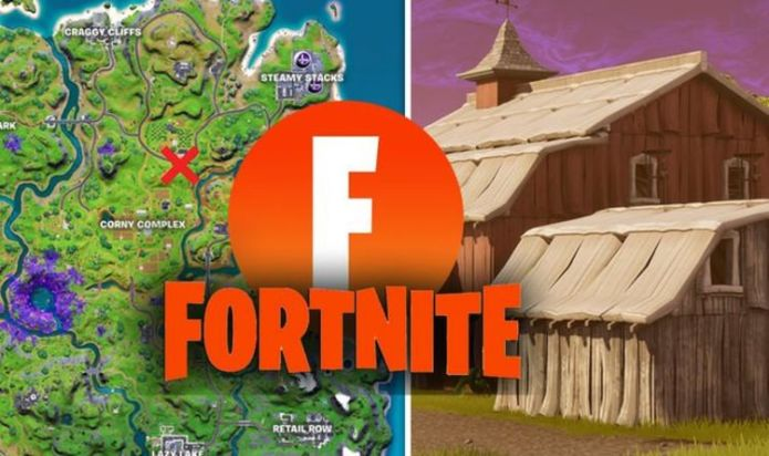 Fortnite search farm for clues Week 7 Legendary challenge map locations REVEALED