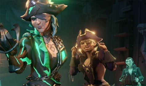 Sea of Thieves server downtime schedule, update patch notes on Xbox Series X and Xbox One