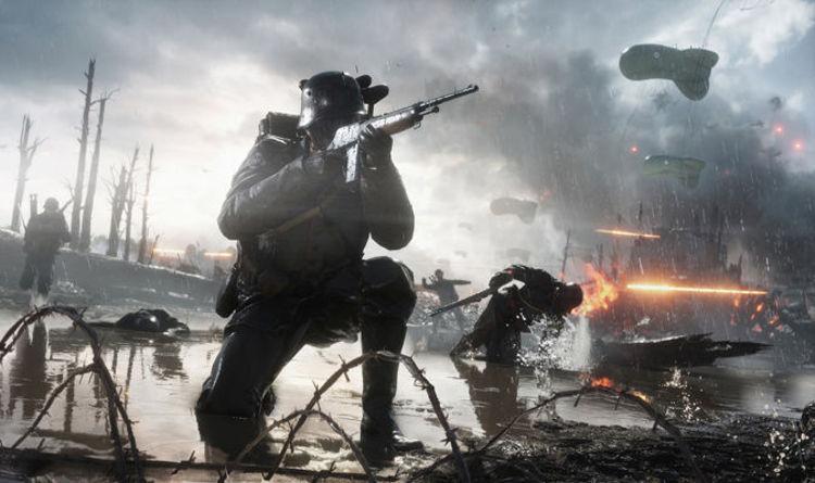 battlefield 1 uk release