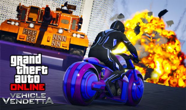 GTA 5 Online: FIRST 2017 update LIVE, PS4, Xbox One and PC story DLC to follow?