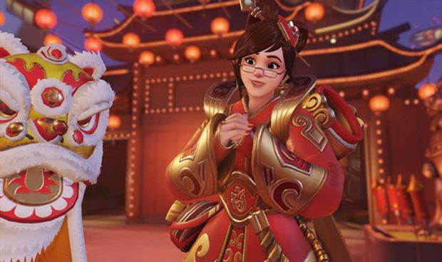 Overwatch Year of the Rooster skins cause controversy, as Blizzard promises new UPDATE