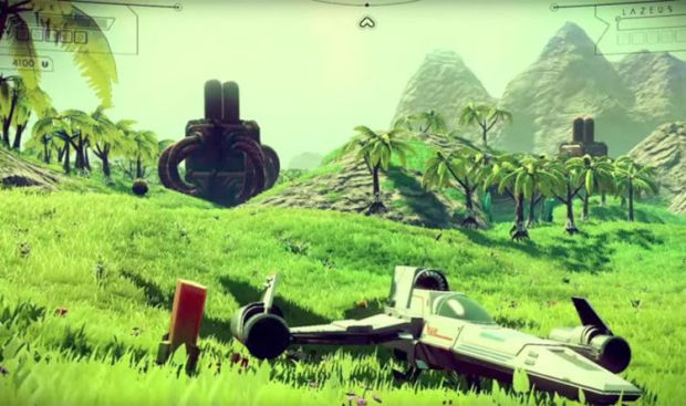 No Man's Sky update: Major expansion news, Hello Games launch plans and a big nomination