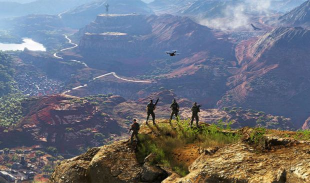 Ghost Recon Wildlands beta start times CONFIRMED for PS4 and Xbox One