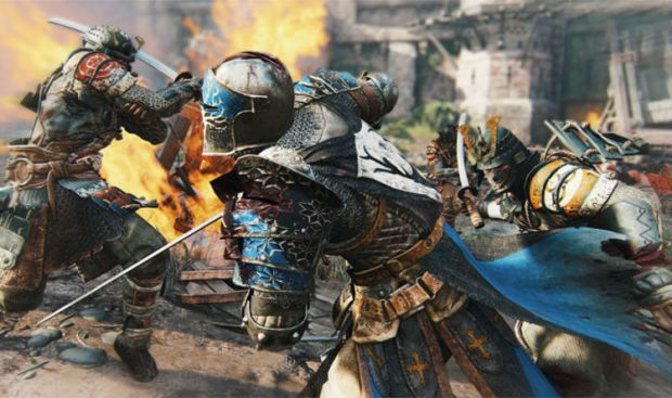 For Honor beta start times and pre-load guide REVEALED