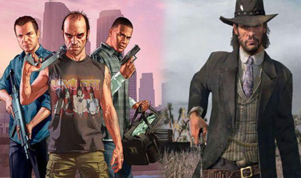 ROCKSTAR NEWS: Red Dead 2 trailer, GTA 5 updates planned, GTA 4 goes Backwards Compatible