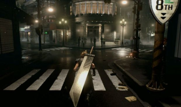 Final Fantasy 7 Remake screenshots arrive along with Kingdom Hearts 3 for PS4 and Xbox One
