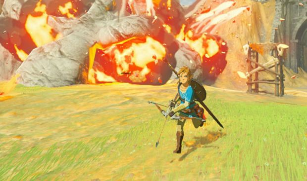 Zelda Breath of the Wild NEWS: Stunning 4K Wii U, Nintendo Switch rival posts new footage