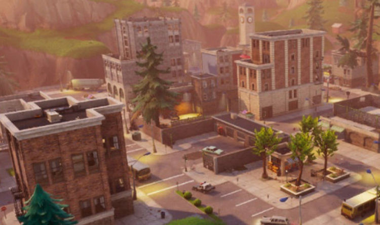 Fortnite sniper UPDATE New game mode lands today on PS4