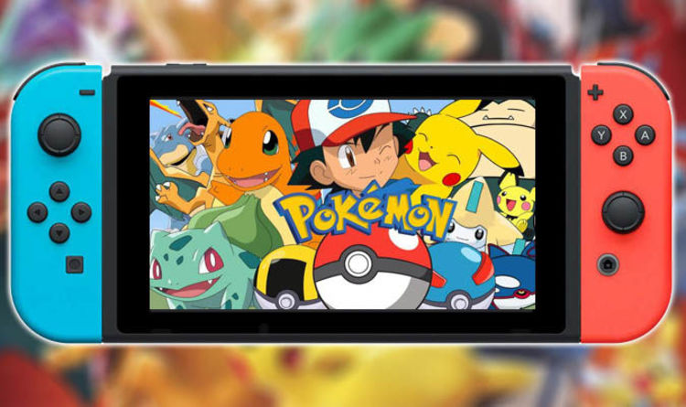 Pokemon Switch UPDATE Nintendo Switch Exclusive Could