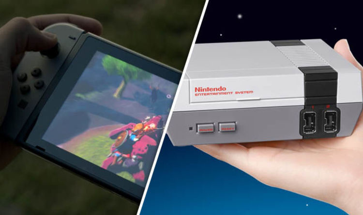 Nintendo Switch - Looking for a retro game fix? The NES Classic Mini is BACK   Gaming   Entertainment   Express.co.uk