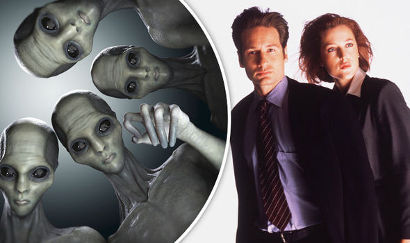 Image result for alien x files