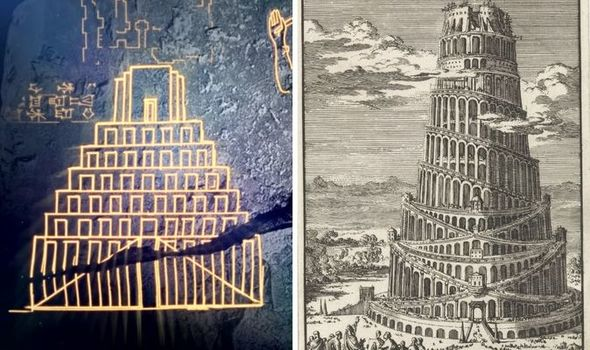 Archeology news: Researchers stunned by 'first image of Tower of Babel' |  Science |  News