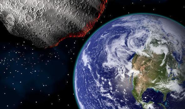 Asteroid-Moon