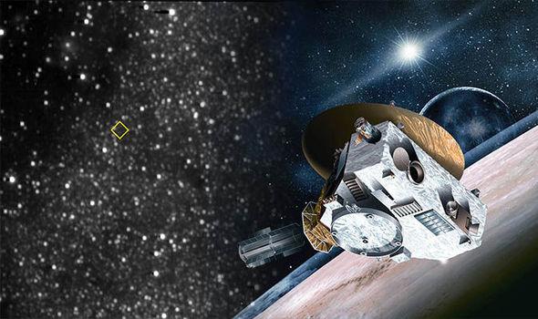 NASA's New Horizons Space Probe