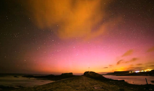 How and where to see the stunning Northern Lights due over