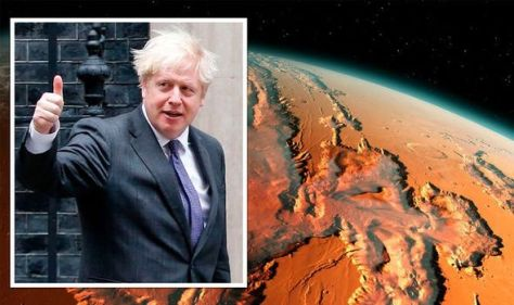 The UK could be 'first in line' to claim Mars