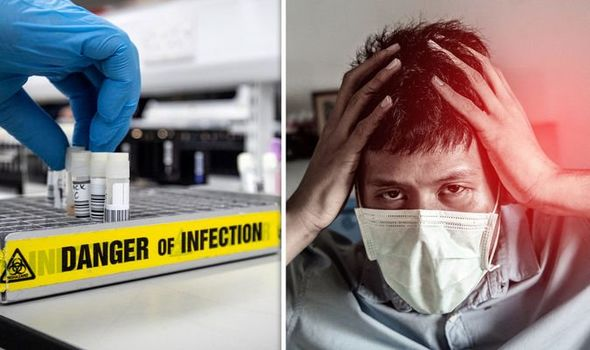 Coronavirus latest: THIS is how long it takes for symptoms to ...