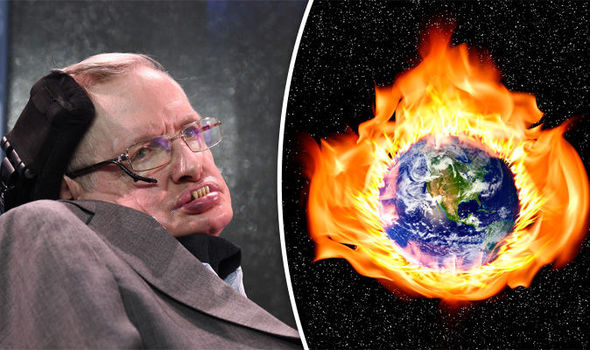 Image result for Stephen Hawking warns humanity may only have 1,000 years left