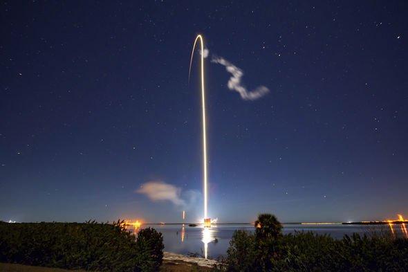 SpaceX launch LIVE stream: Watch Elon Musk blast Starlink ...