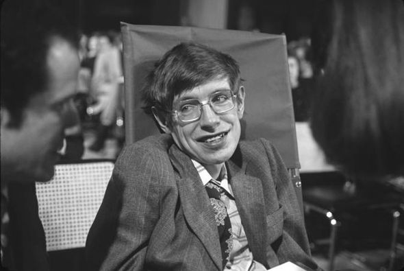 Stephen Hawking death: life in pictures