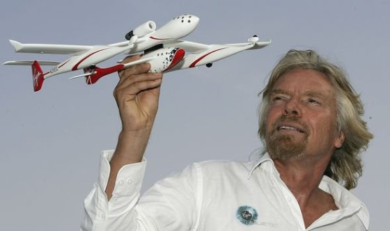 Virgin Galactic could bring space tourism to the UK