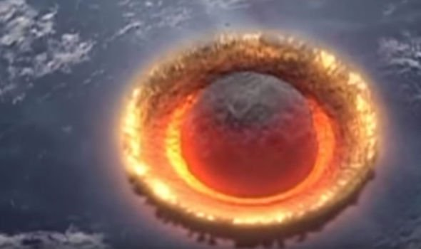 Asteroid Horror Aftershock That Wipes Out All Human Life