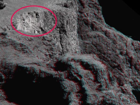 aswan landslide