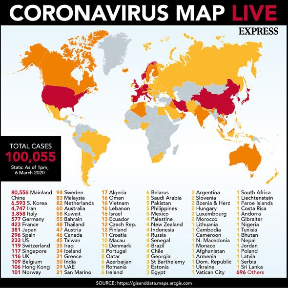 Coronavirus cure: Nanoparticles could wipe out COVID-19 infections ...
