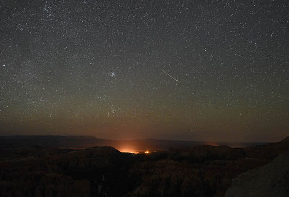 When is the Draconid Meteor Shower 2016 How to watch the shower LIVE online  Science  News