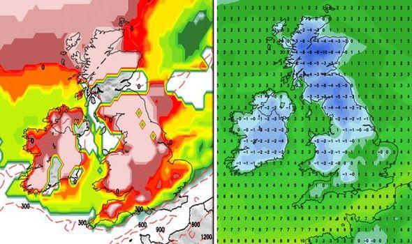 uk weather forecast easter weekend bank holiday